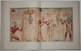 The temple of King Sethos I at Abydos. Vol. I: The chapels of Osiris, Isis and Horus. Vol. II: The chapels of Amen-Re, Re Harakhti, Ptah, and King Sethos.[newline]M0617m-05.jpg