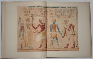 The temple of King Sethos I at Abydos. Vol. I: The chapels of Osiris, Isis and Horus. Vol. II: The chapels of Amen-Re, Re Harakhti, Ptah, and King Sethos.[newline]M0617m-09.jpg