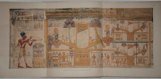 The temple of King Sethos I at Abydos. Vol. I: The chapels of Osiris, Isis and Horus. Vol. II: The chapels of Amen-Re, Re Harakhti, Ptah, and King Sethos.[newline]M0617m-10.jpg
