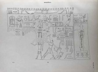 The inscriptions of Sinai. Part I: Introduction and plates.[newline]M0626e-10.jpeg
