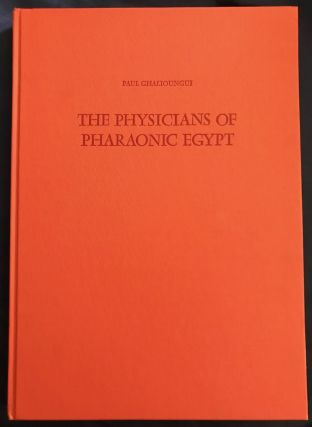 The physicians of pharaonic Egypt. GHALIOUNGUI Paul[newline]M0662a.jpg