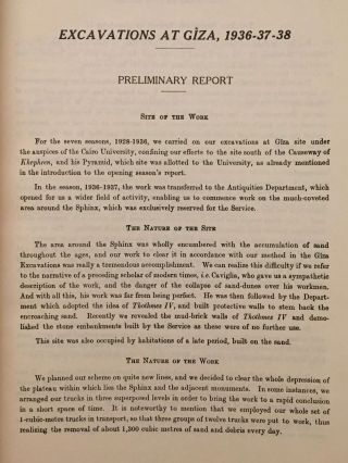 Excavations at Giza. Vol. IX (1937-1938). The mastabas of the eighth season and their description[newline]M0762a-04.jpg