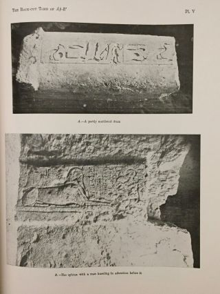 Excavations at Giza. Vol. IX (1937-1938). The mastabas of the eighth season and their description[newline]M0762a-08.jpg