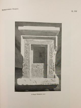 Excavations at Giza. Vol. IX (1937-1938). The mastabas of the eighth season and their description[newline]M0762a-10.jpg
