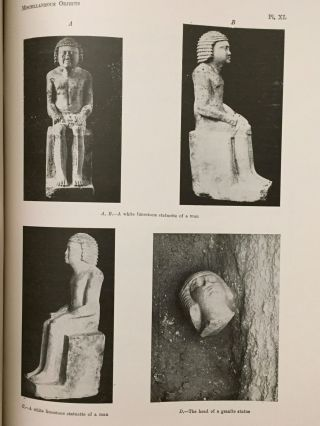 Excavations at Giza. Vol. IX (1937-1938). The mastabas of the eighth season and their description[newline]M0762a-12.jpg