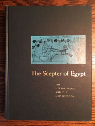 The scepter of Egypt. Vol. I: From the Earliest Times to the End of the Middle Kingdom. Vol. II: The Hyksos Period and the New Kingdom (1675–1080 B.C.) (complete set)[newline]M0771c-10.jpg