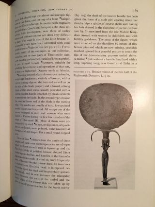 The scepter of Egypt. Vol. I: From the Earliest Times to the End of the Middle Kingdom. Vol. II: The Hyksos Period and the New Kingdom (1675–1080 B.C.) (complete set)[newline]M0771c-14.jpg