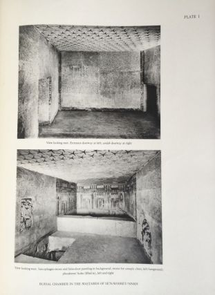 The texts in the mastabeh of Sen-Wosret-Ankh at Lisht. With plates by Lindsley F. Hall from photographs by Harry Burton[newline]M0773a-03.jpg