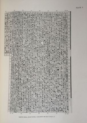 The texts in the mastabeh of Sen-Wosret-Ankh at Lisht. With plates by Lindsley F. Hall from photographs by Harry Burton[newline]M0773a-06.jpg