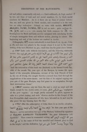The Coptic Version of the New Testament in the Northern Dialect, 4 volumes (complete set)[newline]M0817-04.jpg