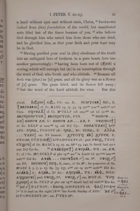 The Coptic Version of the New Testament in the Northern Dialect, 4 volumes (complete set)[newline]M0817-13.jpg