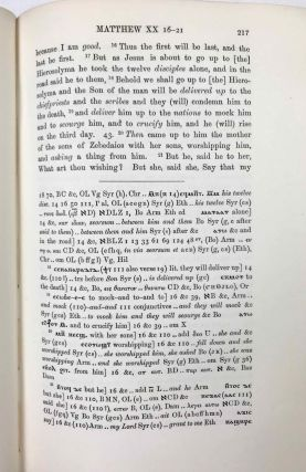 The Coptic version of the New Testament in the Southern dialect otherwise called Sahidic and Thebaic, 7 volumes (complete set)[newline]M0817d-10.jpeg