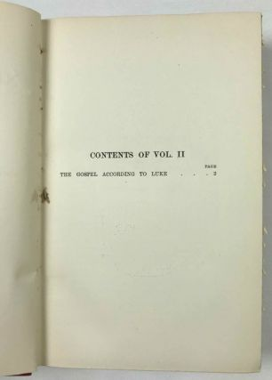 The Coptic version of the New Testament in the Southern dialect otherwise called Sahidic and Thebaic, 7 volumes (complete set)[newline]M0817d-14.jpeg