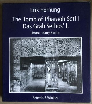 The Tomb of Pharaoh Seti I. Das Grab Sethos' I. HORNUNG Erik.[newline]M0830a.jpg