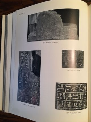 Corpus of hieroglyphic inscriptions in the Brooklyn museum. From Dynasty I to the End of Dynasty XVIII.[newline]M0845a-11.jpg