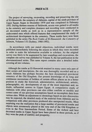 Akhmim in the Old Kingdom. Part I: Chronology and administration[newline]M0897-03.jpeg