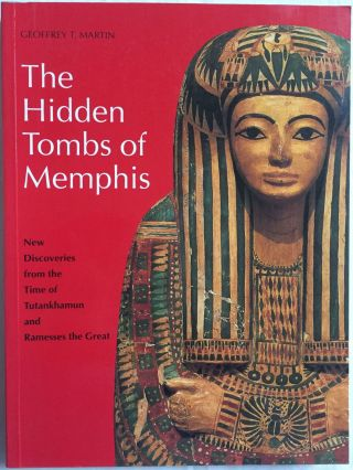 The hidden tombs of Memphis. MARTIN Geoffrey Thorndike[newline]M1048.jpg