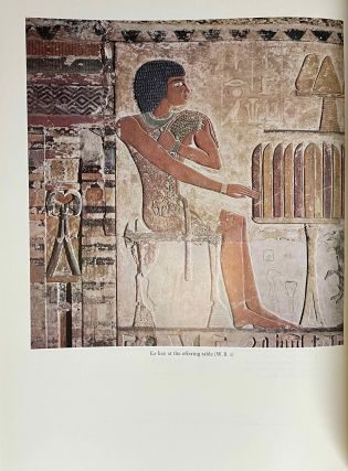 The tomb of Nefer and Kahay. MOUSSA Ahmed - ALTENMÜLLER Hartwig[newline]M1165h-00.jpeg