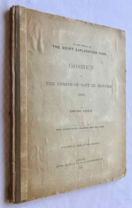 Goshen and The shrine of Saft el-Henneh. 1885.[newline]M1202c-01.jpg