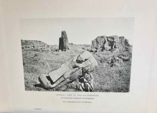 The mound of the Jew and the city of Onias. Belbeis, Samanood, Abusir, Tukh el-Karmus. 1887. The antiquities of Tell el-Yahudiyeh and miscellaneous works in Lower Egypt during the years 1887-1888[newline]M1206a-03.jpg