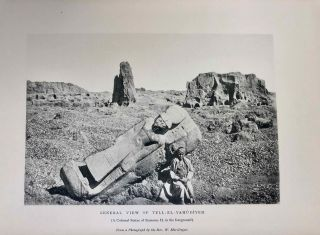 The mound of the Jew and the city of Onias. Belbeis, Samanood, Abusir, Tukh el-Karmus. 1887. The antiquities of Tell el-Yahudiyeh and miscellaneous works in Lower Egypt during the years 1887-1888[newline]M1206b-02.jpeg