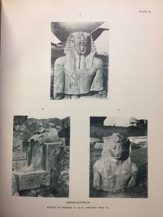 Ahnas el-Medineh and The tomb of Paheri at El-Kab. With chapters on Mendes, the nome of Thoth and Leontopolis by Edouard Naville. And appendix on Byzantine sculptures by Professor T. Hayter Lewis[newline]M1207a-07.jpg