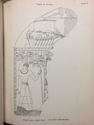 Ahnas el-Medineh and The tomb of Paheri at El-Kab. With chapters on Mendes, the nome of Thoth and Leontopolis by Edouard Naville. And appendix on Byzantine sculptures by Professor T. Hayter Lewis[newline]M1207a-13.jpg
