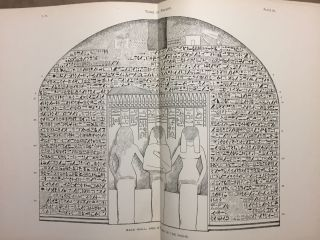 Ahnas el-Medineh and The tomb of Paheri at El-Kab. With chapters on Mendes, the nome of Thoth and Leontopolis by Edouard Naville. And appendix on Byzantine sculptures by Professor T. Hayter Lewis[newline]M1207a-16.jpg
