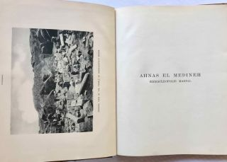 Ahnas el-Medineh and The tomb of Paheri at El-Kab. With chapters on Mendes, the nome of Thoth and Leontopolis by Edouard Naville. And appendix on Byzantine sculptures by Professor T. Hayter Lewis[newline]M1207d-03.jpg