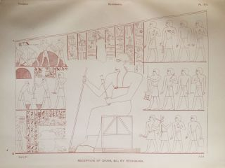 The Life of Rekhmara, Vezîr of Upper Egypt Under Thothmes III and Amenhetep II (circa B.C. 1471-1448)[newline]M1213a-19.jpg