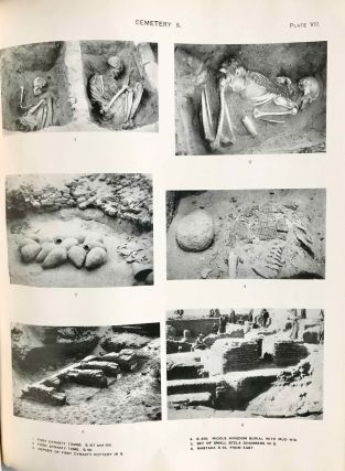 The cemeteries of Abydos. Part I: The mixed cemetery and Umm el-Ga'ab. Part II: 1911-1912. Part III: 1912-1913. (complete set)[newline]M1245b-18.jpg
