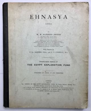 Ehnasya. 1904, with the supplement: Roman Ehnasya. PETRIE William M. Flinders[newline]M1280d.jpg