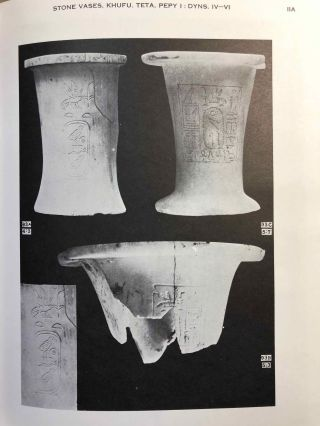 The funeral furniture of Egypt & Stone and metal vases[newline]M1282a-09.jpg