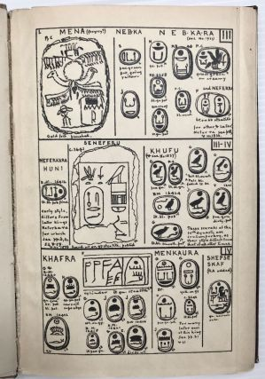 Historical scarabs. A Series of Drawings from the Principal Collections, Arranged Chronologically.[newline]M1287a-05.jpg