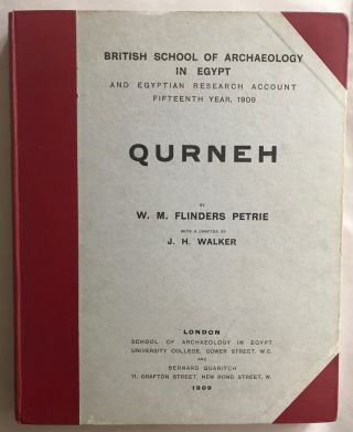 Qurneh. PETRIE William M. Flinders[newline]M1301b.jpg