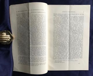 Researches in Sinai: conference paper on Petrie's book, author's copy.[newline]M1304b-03.jpg