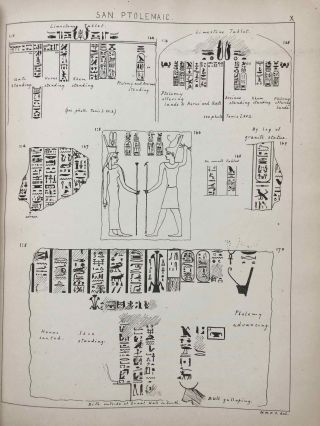 Tanis. Part I. 1883-4. Part II: Tanis II & Nebesheh (Am) and Defenneh (Tahpanhes) (complete set)[newline]M1311c-21.jpg