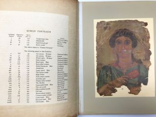 The Hawara portfolio: paintings of the Roman Age. Found by W.M. Flinders Petrie - 1888 and 1911[newline]M1319a-05.jpg