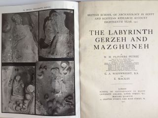 The labyrinth, Gerzeh and Mazghuneh[newline]M1320a-02.jpg