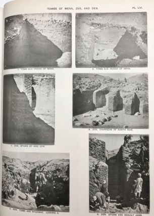 The royal tombs of the First dynasty. Part I & II (complete set)[newline]M1324h-24.jpg