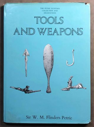 Tools and weapons. PETRIE William M. Flinders[newline]M1328a.jpg
