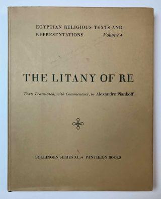 The litany of Re. PIANKOFF Alexandre[newline]M1338k-00.jpeg