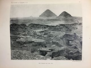 Excavations at Saqqara (1906-1907). With a section on the religious texts by P. Lacau[newline]M1390a-11.jpg