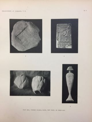 Excavations at Saqqara (1906-1907). With a section on the religious texts by P. Lacau[newline]M1390a-12.jpg