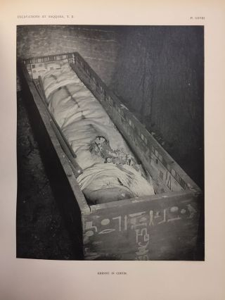 Excavations at Saqqara (1906-1907). With a section on the religious texts by P. Lacau[newline]M1390a-17.jpg