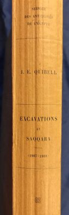 Excavations at Saqqara (1907-1908). With sections by Herbert Thompson and W. Spiegelberg[newline]M1391a-01.jpg