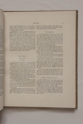 Hierakonpolis. Part I & II (complete set). Plates of discovery in 1898. With notes by W.M.F.P.[newline]M1393-05.jpg