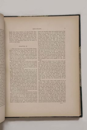 The Ramesseum and the tomb of Ptahhetep. The Ramesseum. With translations and comments by W. Spiegelberg. And, The Tomb of Ptah-Hetep. Copied by R.F.E. Paget and A.A. Pirie. With comments by F. Ll. Griffith.[newline]M1396-03.jpg