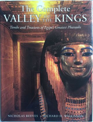 The complete Valley of the Kings. REEVES C. Nicholas - WILKINSON Richard H.[newline]M1421a.jpg