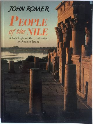 People of the Nile. ROMER John[newline]M1457a.jpg